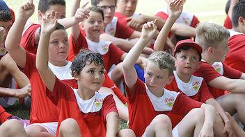 kicken&lesen-Camp 2015