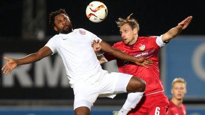 Trainingslager Testspiel Antalyaspor-VfB