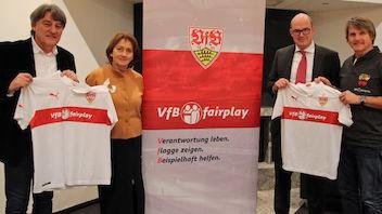 Gemeinsamer VfBfairplay Fonds aufgelegt