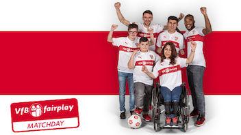 VfBfairplay Matchday: die Aktionen im Überblick
