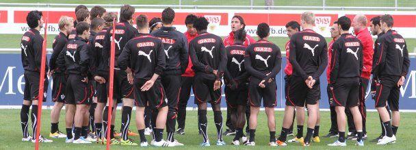 Training 12.04.11