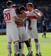 Galerie 34 VfB Stuttgart gegen 1. FSV Mainz 05