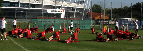 Training 27.06.11