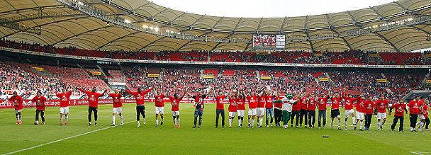 34 VfB - Wolfsburg