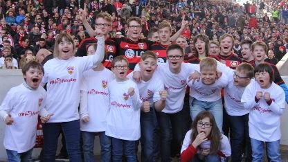 Galerie VfBfairplay Matchday