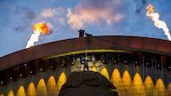 ROBBIE WILLIAMS rockte die ausverkaufte Mercedes-Benz Arena