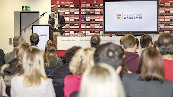 Die VfB Stuttgart Akademie stellt sich vor