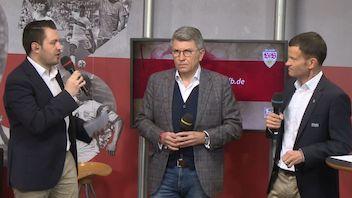 Interview mit Jochen Röttgermann und Manfred Boschatzke zur VfB Akademie