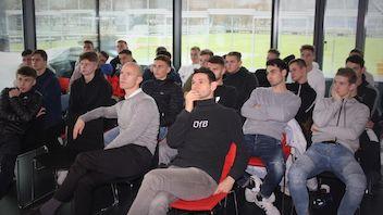 Financial Coaching für die U17 und U19