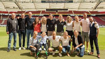 VfB Master erfolgreich gestartet