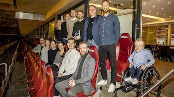 VfB Master-Studierende treffen Thomas Hitzlsperger