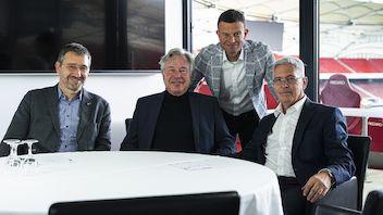 Neuer VfB Partner macht fit für die digitale Zukunft