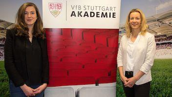 Sophie Holzwarth (links) und Yvonne Kosian-Räker