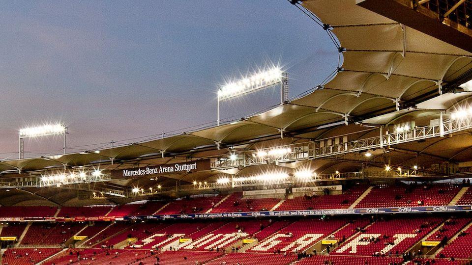 Mercedes benz arena entscheidung dfb bewerber europa for Mercedes benz stadium event schedule
