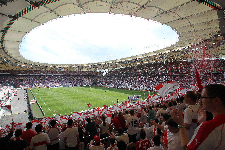 Mercedes Benz Arena Stuttgart Kapazität