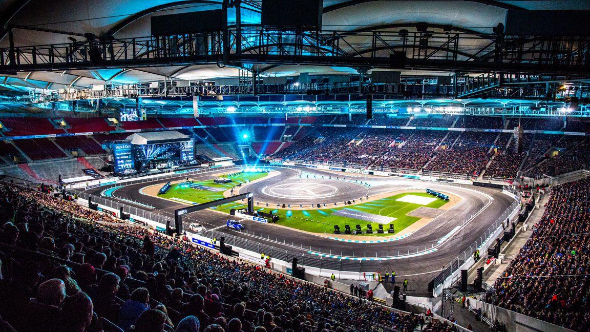 Mercedes benz arena arena events for Mercedes benz events
