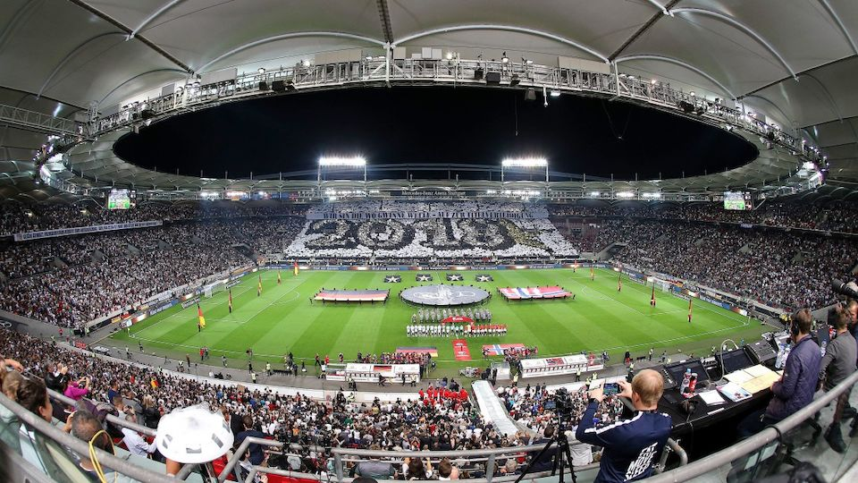 mercedes benz arena em 2024 dfb bewerbung mit stuttgart. Black Bedroom Furniture Sets. Home Design Ideas