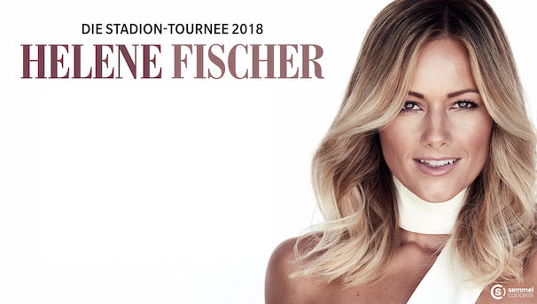 mercedes benz arena helene fischer stadion tour 2018. Black Bedroom Furniture Sets. Home Design Ideas