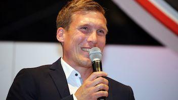 Cheftrainer Hannes Wolf