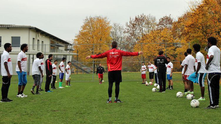 Vfb Stuttgart Fussball Verbindet