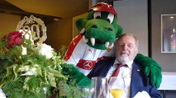 Rudi Knecht wird 80