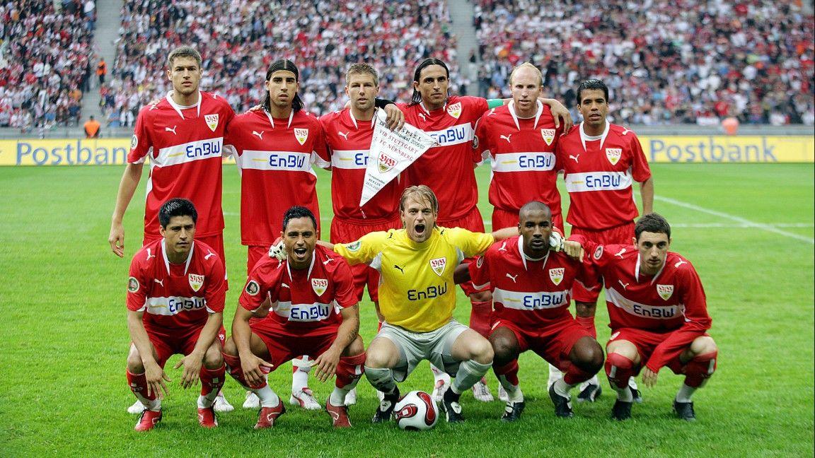 Vfb Stuttgart 2007