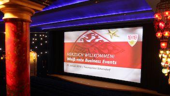 21. Januar 2018 | Weiß-rote Business Events | Star Wars: Die letzten Jedi | Traumpalast Schorndorf