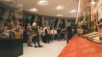 14. November 2018   Weiß-rote Business Events   125 Jahre VfB Stuttgart I Mercedes-Benz Museum