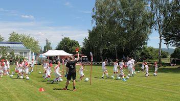 Wochenend-Camp in RT-Oferdingen