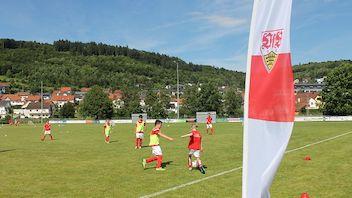 Wochenend-Camp in Albstadt