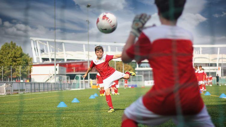 Die VfB Fußballschule