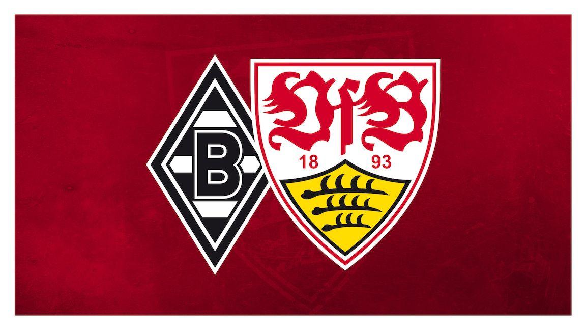 Match-facts Borussia M'gladbach vs. VfB