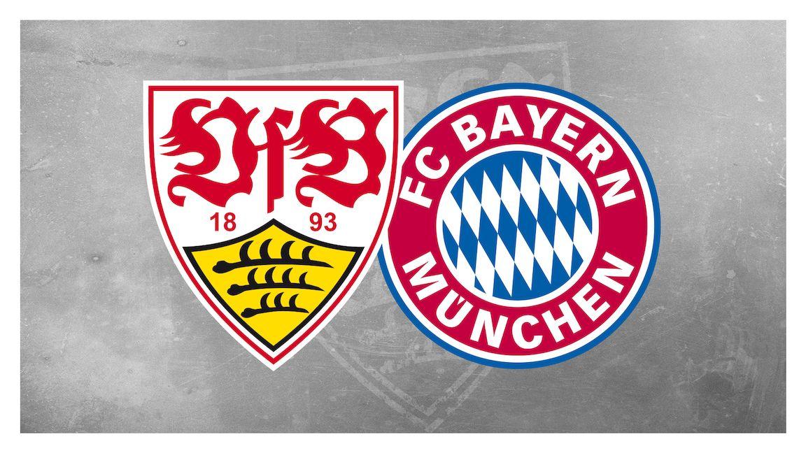 Matchfacts VfB - FC Bayern München