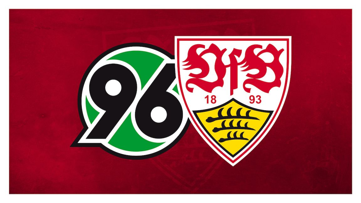 Match-facts Hannover 96 vs. VfB
