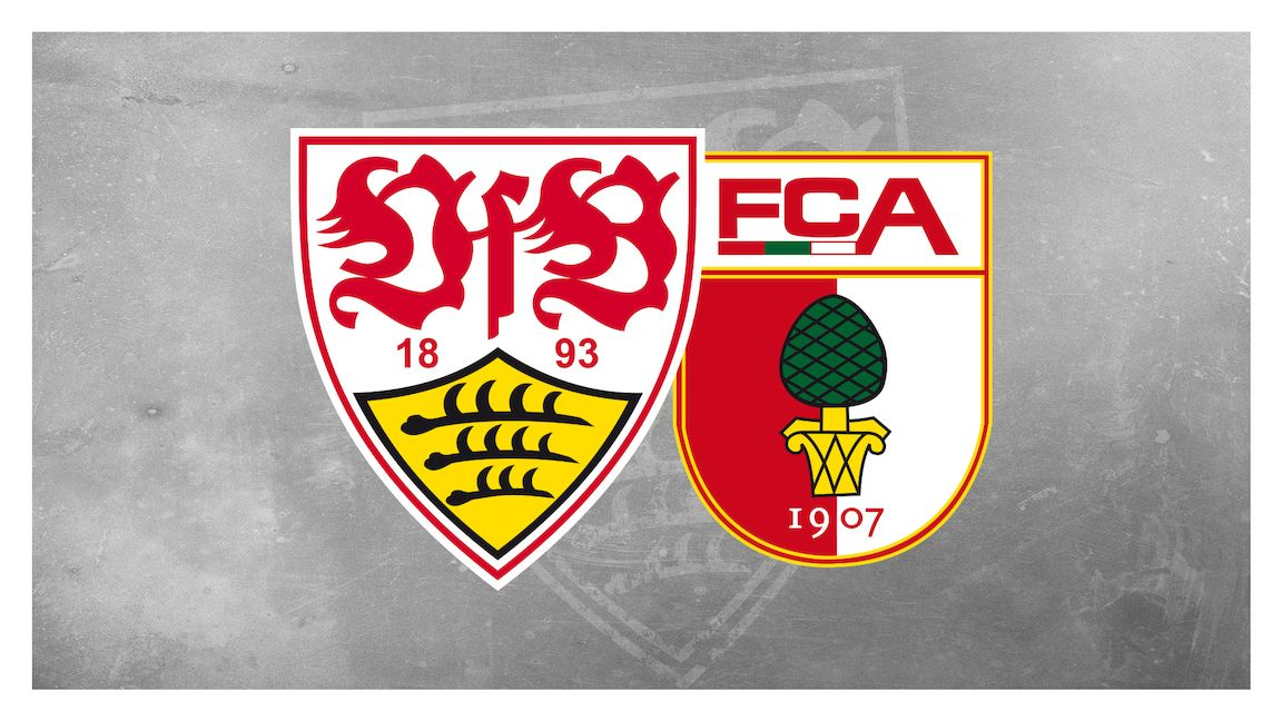 Match-facts VfB vs. FC Augsburg