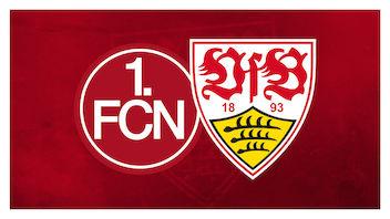 Matchfacts 1. FC Nürnberg - VfB