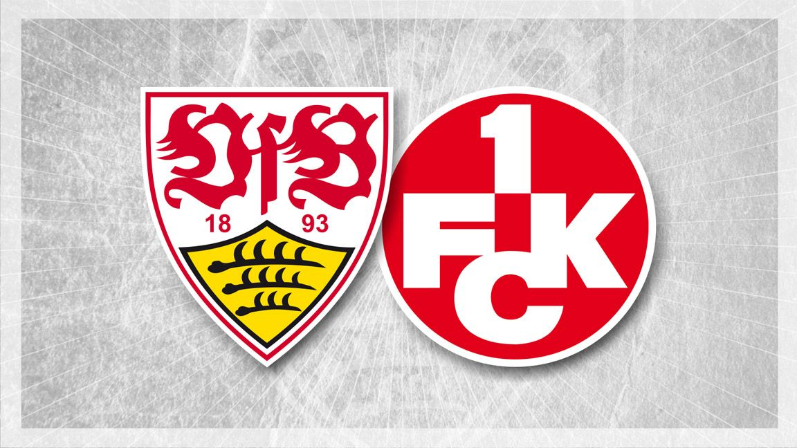 Match-facts VfB vs. 1. FC Kaiserslautern
