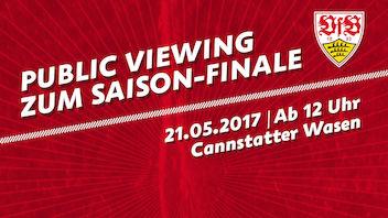 Public Viewing zum Saison-Finale