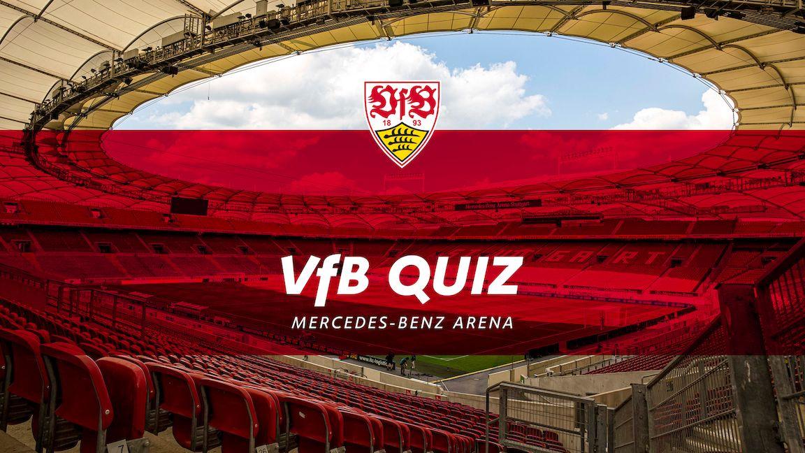 Wie gut kennt Ihr Euren VfB?