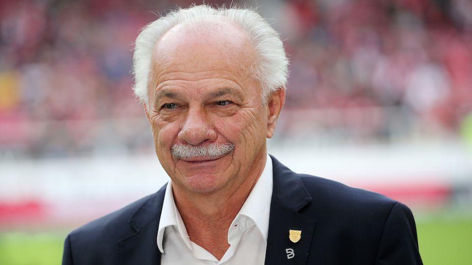 Aufsichtsrat Hermann Ohlicher - VfB Stuttgart
