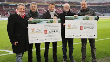 Mehr als 17.000 Euro für die gute Sache