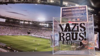 VfB unterstützt Kampf gegen Rechtsextremismus