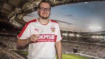 VfB Mitglied Daniel Voß ist ein Volltreffer