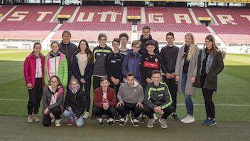 Paralympischer Tag im VfB Lernzentrum