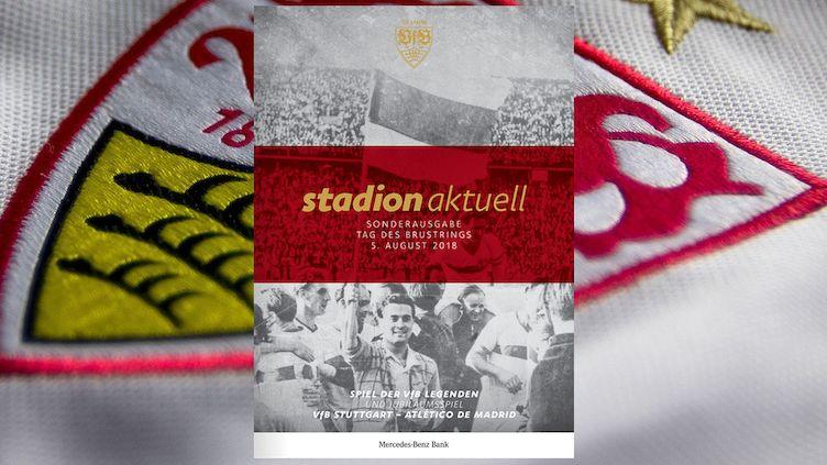 Vfb Stuttgart Vfb Stuttgart Atletico De Madrid Stadion Aktuell Teaser