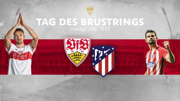 Vfb Stuttgart Testspiel Atlético De Madrid