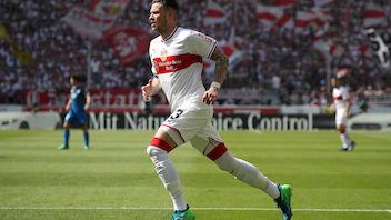 Daniel Ginczek verlässt den VfB