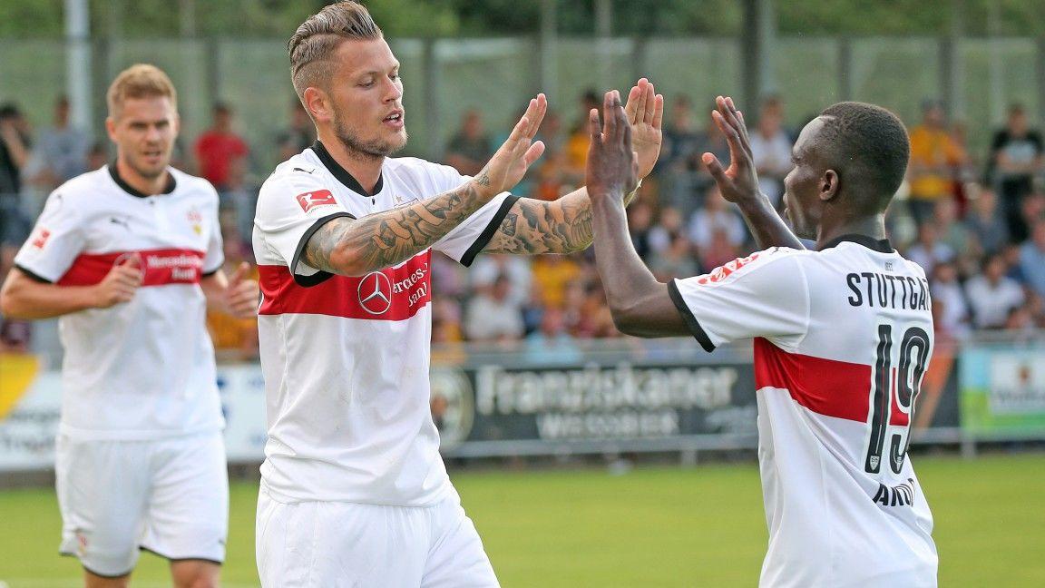 VfB Testspiele live