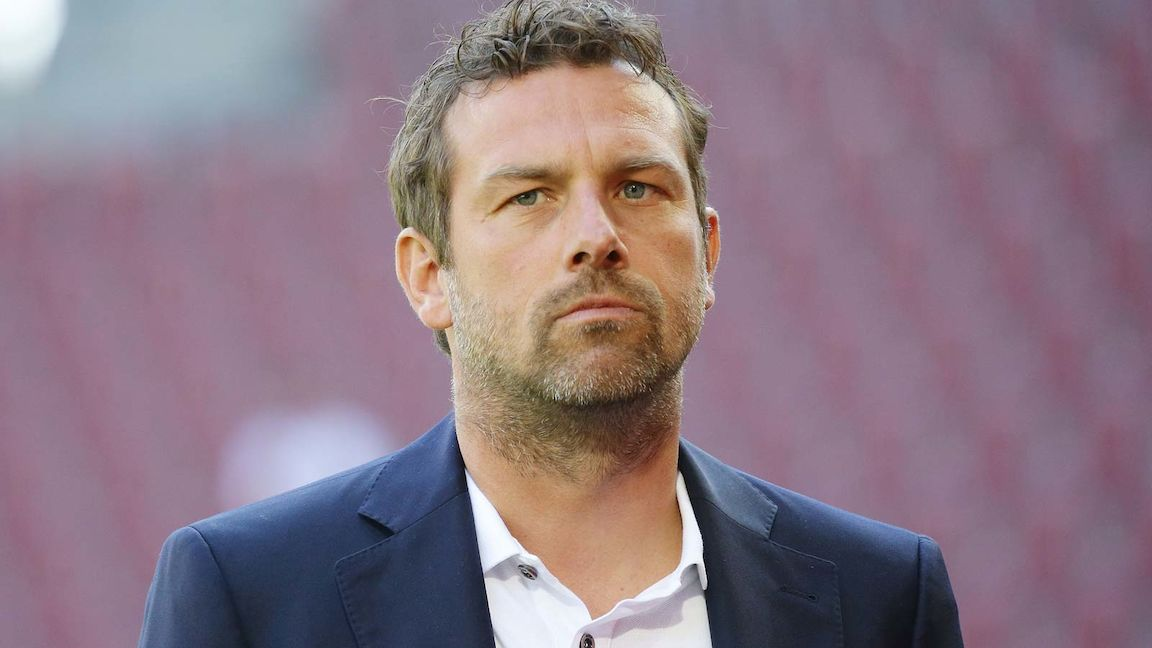 VfB part company with Markus Weinzierl