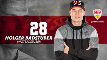 Holger Badstuber bleibt beim VfB